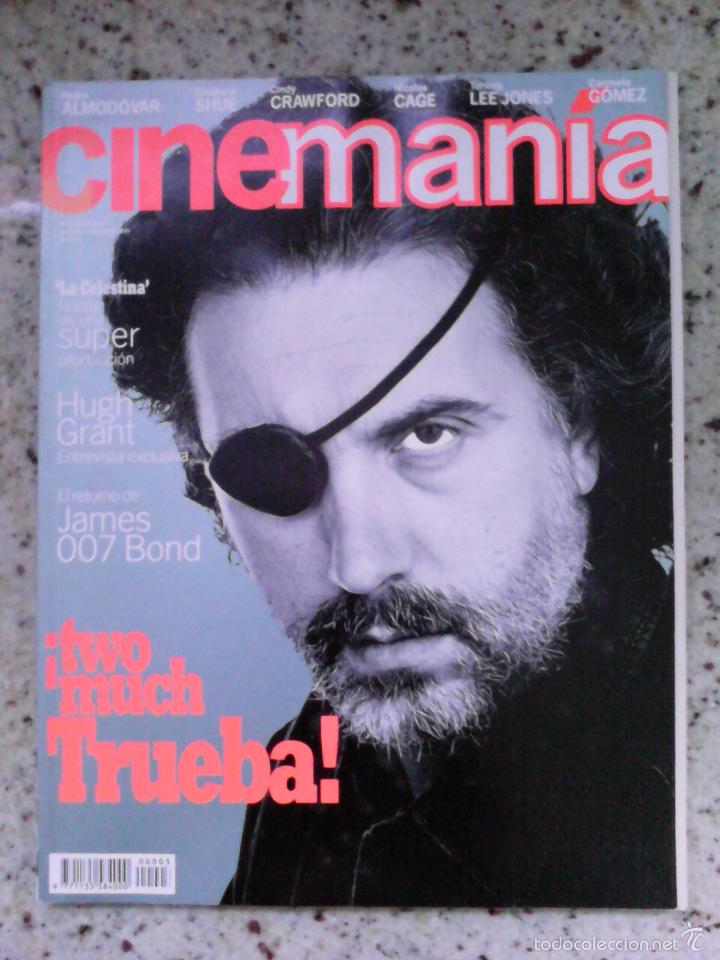REVISTA CINEMANIA N 3 TRUEBA TWO MUCH (Cine - Revistas - Cinemanía)