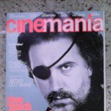 Cine: REVISTA CINEMANIA N 3 TRUEBA TWO MUCH. Lote 56009093