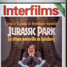 Cine: INTERFILMS REVISTA DE CINE NUMERO 61-1993. Lote 56188555