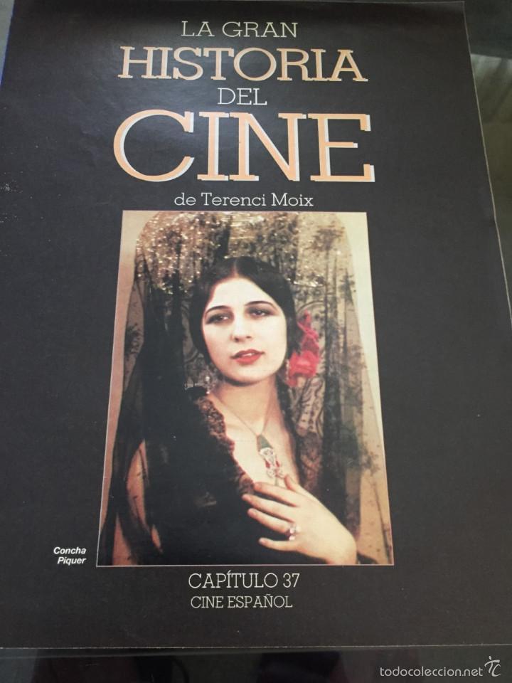CINE. LA GRAN HISTORIA DEL CINE DE TERENCI MOIX (Cine - Revistas - La Gran Historia del cine)