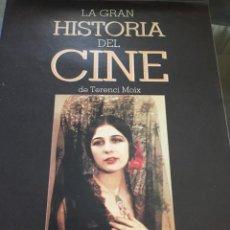 Cine: CINE. LA GRAN HISTORIA DEL CINE DE TERENCI MOIX. Lote 56472855