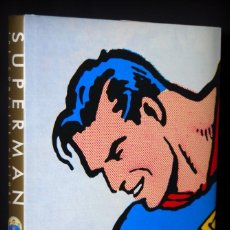 Cine: SUPERMAN: THE COMPLETE HISTORY - THE LIFE AND TIMES OF THE MAN OF STEEL (INGLÉS) DESCATALOGADO. Lote 56680043
