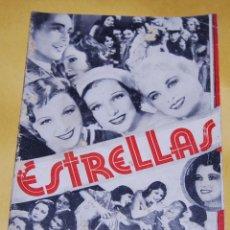 Cine: ESTRELLAS - PILDORAS DE VIDA DEL DR. ROSS - AÑOS 30. Lote 56743215