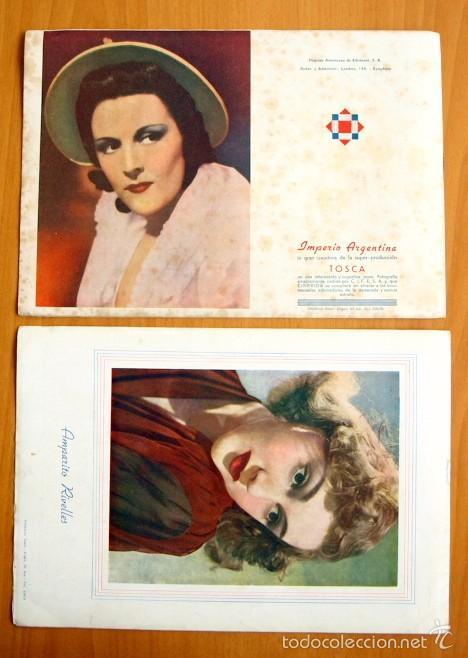 Cine: Cinevida - Lote de 47 ejemplares diferentes -Editorial Hispano Americana -Ver dentro fotos y titulos - Foto 3 - 56797577