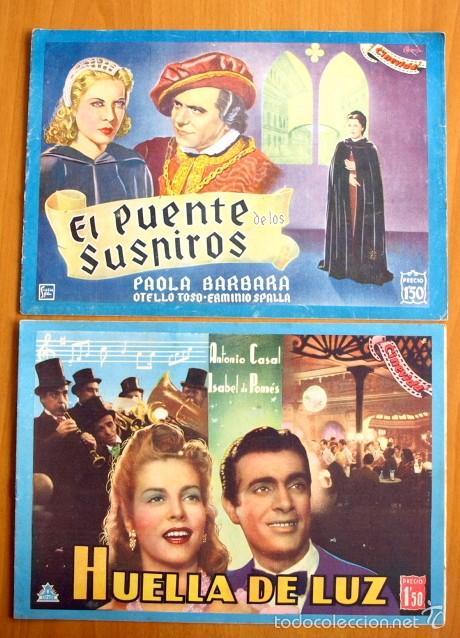 Cine: Cinevida - Lote de 47 ejemplares diferentes -Editorial Hispano Americana -Ver dentro fotos y titulos - Foto 4 - 56797577