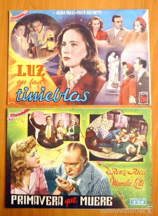 Cine: Cinevida - Lote de 47 ejemplares diferentes -Editorial Hispano Americana -Ver dentro fotos y titulos - Foto 20 - 56797577