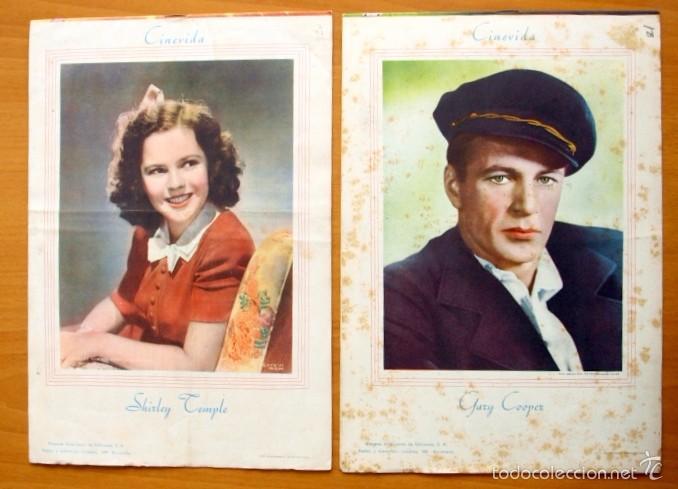 Cine: Cinevida - Lote de 47 ejemplares diferentes -Editorial Hispano Americana -Ver dentro fotos y titulos - Foto 21 - 56797577
