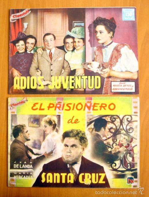 Cine: Cinevida - Lote de 47 ejemplares diferentes -Editorial Hispano Americana -Ver dentro fotos y titulos - Foto 22 - 56797577