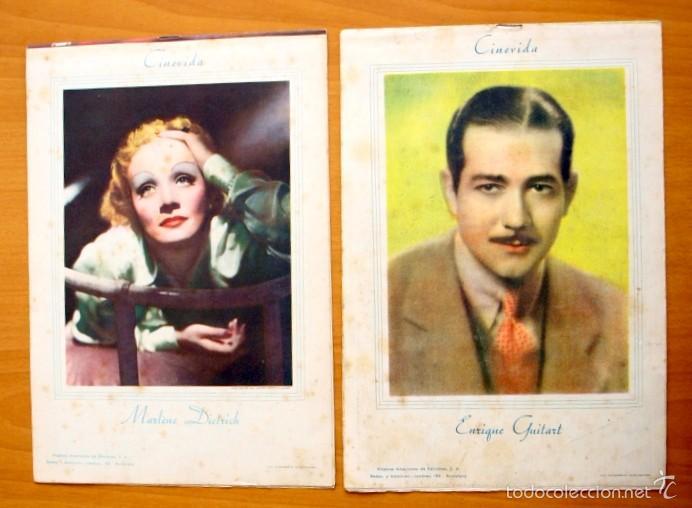 Cine: Cinevida - Lote de 47 ejemplares diferentes -Editorial Hispano Americana -Ver dentro fotos y titulos - Foto 23 - 56797577