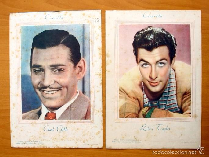 Cine: Cinevida - Lote de 47 ejemplares diferentes -Editorial Hispano Americana -Ver dentro fotos y titulos - Foto 25 - 56797577