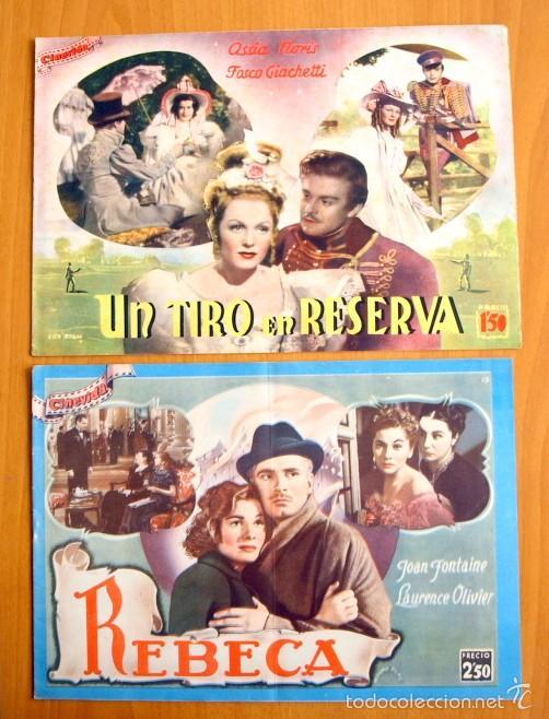 Cine: Cinevida - Lote de 47 ejemplares diferentes -Editorial Hispano Americana -Ver dentro fotos y titulos - Foto 28 - 56797577