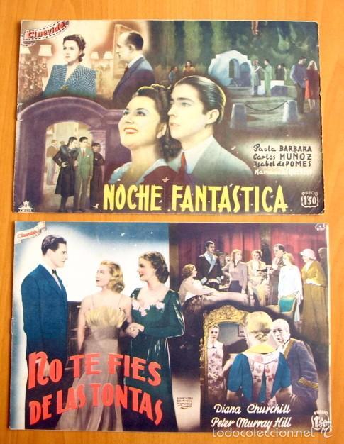 Cine: Cinevida - Lote de 47 ejemplares diferentes -Editorial Hispano Americana -Ver dentro fotos y titulos - Foto 32 - 56797577
