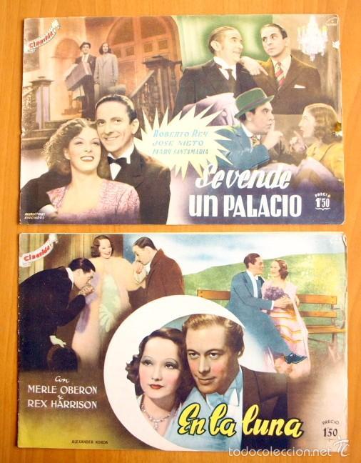 Cine: Cinevida - Lote de 47 ejemplares diferentes -Editorial Hispano Americana -Ver dentro fotos y titulos - Foto 40 - 56797577