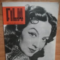 Cine: FILM IDEAL Nº 46 - AÑO 1960. Lote 56870150