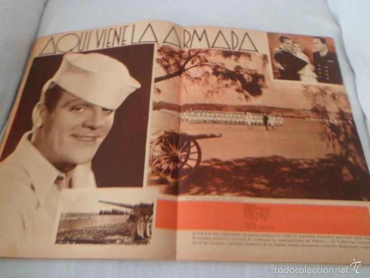 Cine: CLARK GABLE - HAROLD LLOYD - SHIRLEY TEMPLE ... FILMS SELECTOS MARZO 1936 - NUMERO 284 - Foto 4 - 56955113