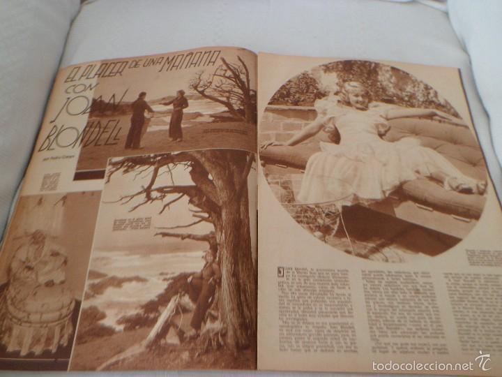 Cine: CLARK GABLE - HAROLD LLOYD - SHIRLEY TEMPLE ... FILMS SELECTOS MARZO 1936 - NUMERO 284 - Foto 5 - 56955113
