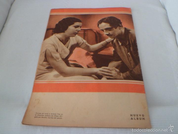 Cine: CLARK GABLE - HAROLD LLOYD - SHIRLEY TEMPLE ... FILMS SELECTOS MARZO 1936 - NUMERO 284 - Foto 6 - 56955113