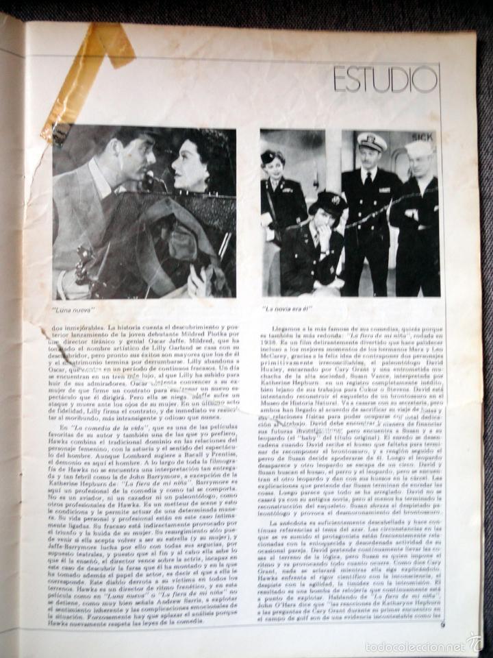 Cine: REVISTA DE CINE dirigido por... HOWARD HAWKS, nº 24, JUNIO 1975 - Foto 2 - 57050422