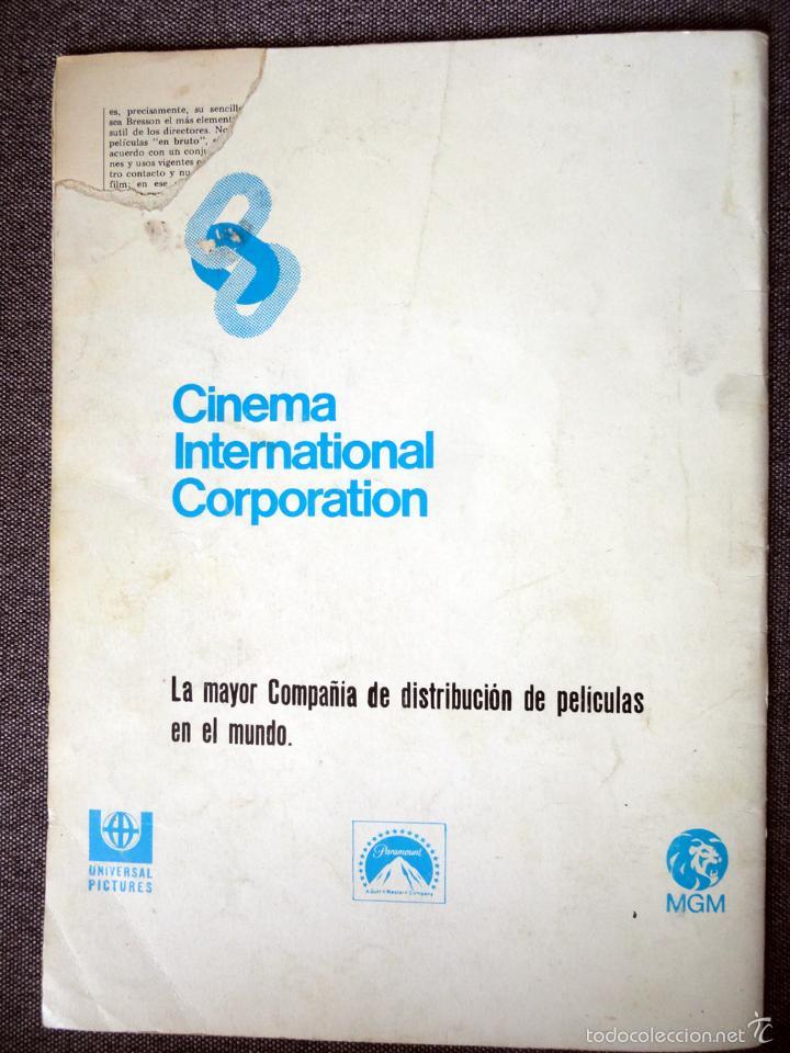 Cine: REVISTA DE CINE dirigido por... HOWARD HAWKS, nº 24, JUNIO 1975 - Foto 5 - 57050422