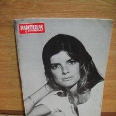 Cine: REVISTA PANTALLAS Y ESCENARIOS Nº 124 - MAYO DE 1973. Lote 57075583