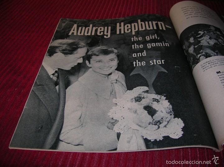 Cine: Muy interesante revista americana Photoplay año 1955 - Foto 2 - 57159706