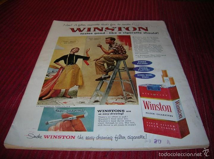 Cine: Muy interesante revista americana Photoplay año 1955 - Foto 3 - 57159706