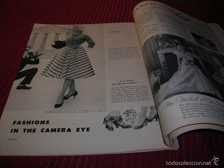 Cine: Muy interesante revista americana Photoplay año 1955 - Foto 5 - 57159706