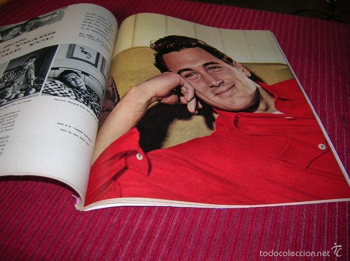 Cine: Muy interesante revista americana Photoplay año 1955 - Foto 6 - 57159706