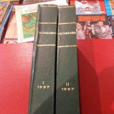 Cine: COLECCION FOTOGRAMAS AÑO 1997 COMPLETO EN DOS TOMOS-LEE DESCRIPCION. Lote 57160662