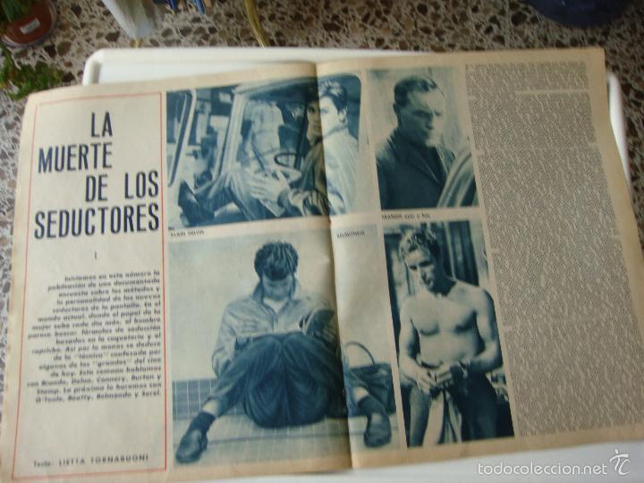 Cine: revista fotogramas nº 911, 1-04-1966, port. sean connery - Foto 2 - 57189913