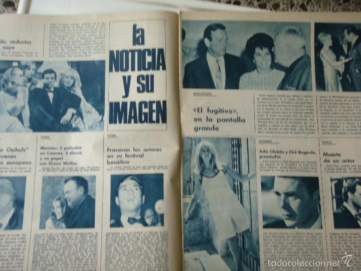 Cine: revista fotogramas nº 911, 1-04-1966, port. sean connery - Foto 3 - 57189913
