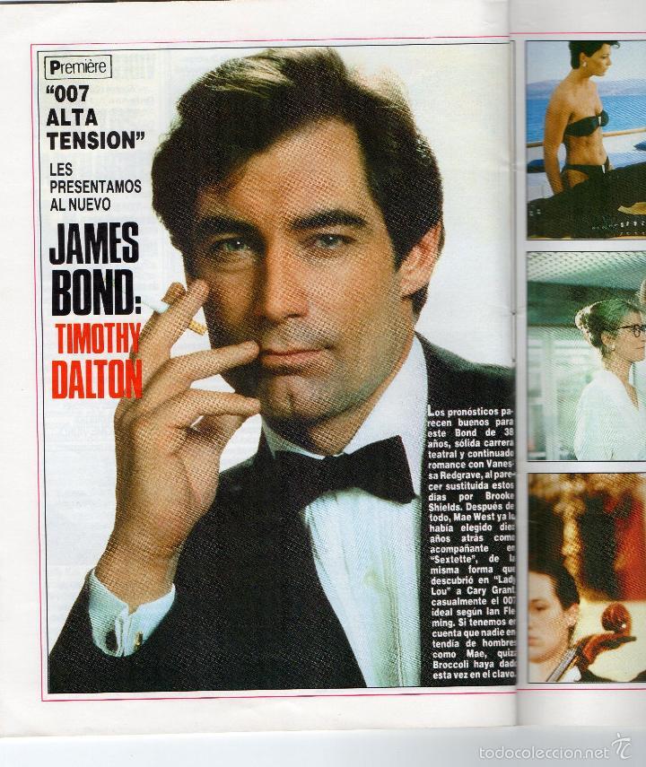 Cine: mitos fotogramas, james bond cumple 25 años - Foto 3 - 57196345