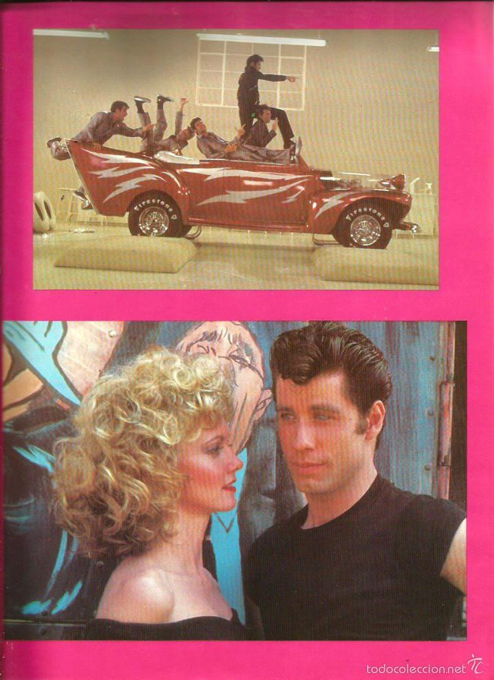 Cine: GREASE ( REVISTA + FLEXI RECORD ) JOHN TRAVOLTA & OLIVIA NEWTON-JOHN - Foto 2 - 57263045