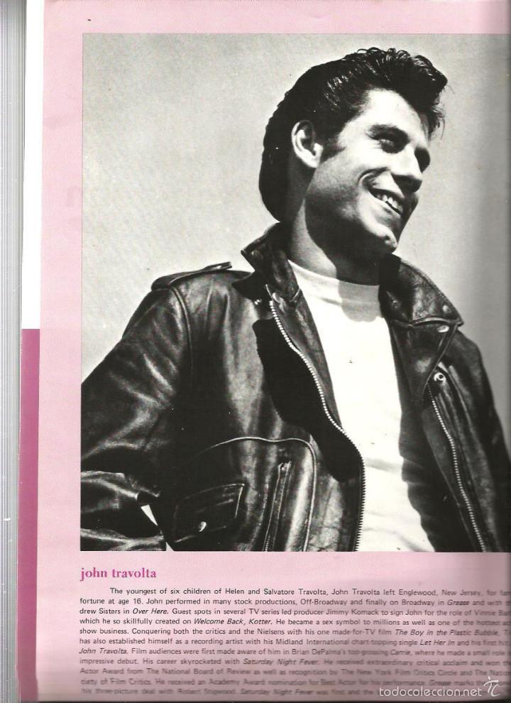 Cine: GREASE ( REVISTA + FLEXI RECORD ) JOHN TRAVOLTA & OLIVIA NEWTON-JOHN - Foto 3 - 57263045