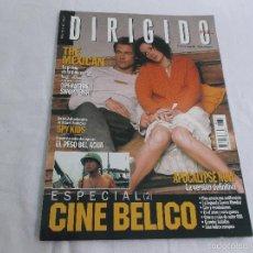 Cinéma: DIRIGIDO POR... Nº 303: APOCALYPSE NOW. ESPECIAL CINE BELICO 2. SPY KIDS. THE MEXICAN. OPERACION SWO. Lote 219272477