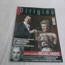 Cine: DIRIGIDO POR... Nº 362: MICHAEL HANEKE. EL TRUCO FINAL, EL PRESTIGIO. EL ALMUERZO DESNUDO. MAURICE P. Lote 218570661