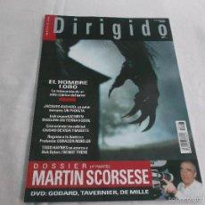Cinéma: DIRIGIDO POR... Nº 397: MARTIN SCORSESE (1). EL HOMBRE LOBO. JACQUES AUDIARD. EN TIERRA HOSTIL.. Lote 221268298