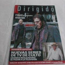 Cinéma: DIRIGIDO POR... Nº 409: ESPECIAL NUEVAS SERIES DE TV DE CULTO. EL MUNDO SEGUN BARNEY. SIN IDENTIDAD. Lote 221266613