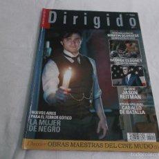 Cine: DIRIGIDO POR... Nº 419: TERROR GÓTICO, LA MUJER DE NEGRO. CABALLO DE BATALLA. JASON REITMAN. SCORSES. Lote 218570503
