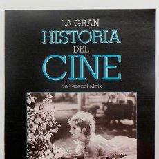 Cine: LA GRAN HISTORIA DEL CINE, DE TERENCI MOIX. CAPITULO 27. Lote 57550779