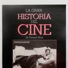 Cine: LA GRAN HISTORIA DEL CINE, DE TERENCI MOIX. CAPITULO 28. Lote 57550781