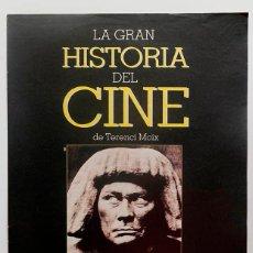Cine: LA GRAN HISTORIA DEL CINE, DE TERENCI MOIX. CAPITULO 29. Lote 57564469