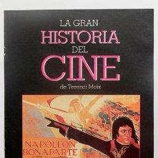 Cine: LA GRAN HISTORIA DEL CINE, DE TERENCI MOIX. CAPITULO 30. Lote 57564475