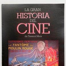 Cine: LA GRAN HISTORIA DEL CINE, DE TERENCI MOIX. CAPITULO 31. Lote 57564486