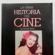 Cine: LA GRAN HISTORIA DEL CINE, DE TERENCI MOIX. CAPITULO 32. Lote 57570471