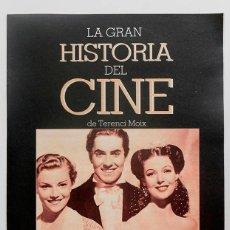Cine: LA GRAN HISTORIA DEL CINE, DE TERENCI MOIX. CAPITULO 33. Lote 57570481
