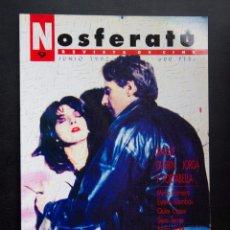 Cine: NOSFERATU Nº 9. REVISTA DE CINE. GARAY, GUERÍN, JORDA Y PORTABELLA. JUNIO 1992. Lote 57628644
