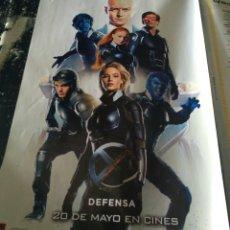 Cine: 'X-MEN APOCALIPSIS'. PUBLICIDAD EN PRENSA. NUEVO.. Lote 57765907