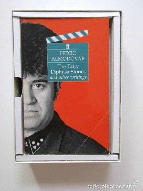 Cine: PEDRO ALMODÓVAR, AUTÉNTICA RAREZA, VHS EDICIÓN INGLESA, LIMITADA Y NUMERADA. MATADOR Y PATTY DIPHUSA - Foto 3 - 57855521
