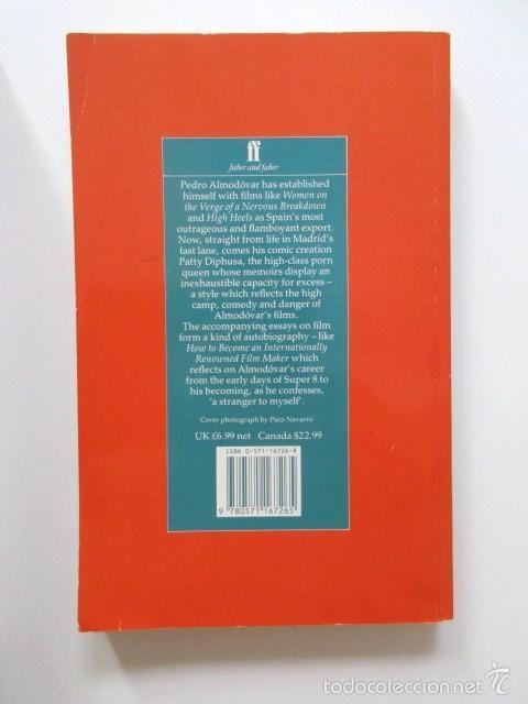 Cine: PEDRO ALMODÓVAR, AUTÉNTICA RAREZA, VHS EDICIÓN INGLESA, LIMITADA Y NUMERADA. MATADOR Y PATTY DIPHUSA - Foto 5 - 57855521